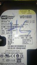 "Disque dur 3,5"" WESTERN WD1600JS-75NCB1 HS 0058"