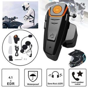 Waterproof BT-S2 Motorcycle Helmet Wireless Headset Motorbike Outdoor Gifts