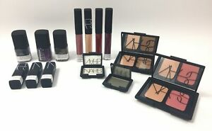 Lot of 14 Nars Assorted Facial Makeup Cosmetic Products