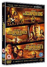 Scorpion King 1-3       **Brand New DVD**