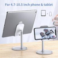 Adjustable Cell Phone Desk Stand Holder Aluminum Desktop For iPhone11 NEW