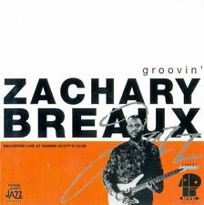Zachary Breaux - Groovin' CD SEALED NEW jazz guitar 1992