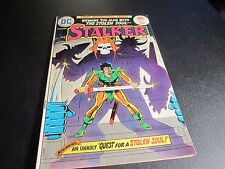 STALKER #1 AWESOME 1ST APPEARANCE BRONZE AGE COMIC !