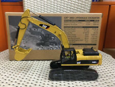 1:50 Metal Caterpillar Cat 340D L Hydraulic Excavator By Diecast Masters #85908