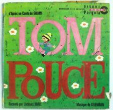 45T TOM POUCE conte Enfant Perrault Grimm
