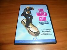 The Naked Gun: From the Files of Police Squad (DVD, 2000 Widescreen) Used