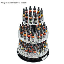 """Three Tier Counter Display includes Tester Tray 11"""" Dia. x 13.5"""" H"""