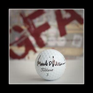 Mark O'Meara PGA Champion Signed Autograph Titleist Golf Ball COA GFA
