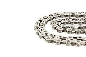 KMC X11EL Road MTB Bicycle 11 Speed Bike Chains for Shimano/Campy/Sram Silver