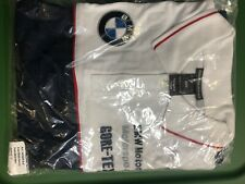 BMW official Motorrad Motorsport Boxercup Clothing. Brand New in Package Large