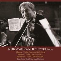 Stern / Nhk Symphony Orchestra - Violine Concertos Neue CD