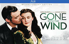 Gone With the Wind (Blu-ray Disc, 2014, 75th Anniversary Includes Book)
