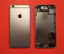 Grade A: Used Original iPhone 6 Plus Rear Frame Housing Full Complete OEM GRAY