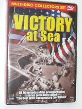 Victory At Sea (DVD, 2005, 3-Disc Set)