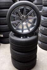 4 AMG MERCEDES-BENZ ruedas de verano AMG E63 W212 255/40 R18 99y 285/35 R18 101y