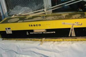 taso 66TE-5 telescope cosmic 11 Refractor Telescope vintage