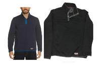 NEW Gerry Men's-1/4 Zip Ottoman Pullover - VARIETY
