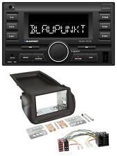 Blaupunkt MP3 USB 2DIN Bluetooth AUX Autoradio für Citroen Nemo Fiat Fiorino Peu