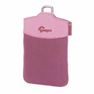 Lowepro Tasca 30 Case Pouch Bag for Compact Digital Camera MP3 Smart Phone Pink