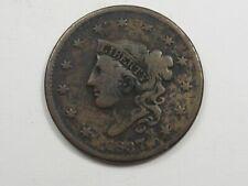 1837 Large Cent. #11