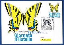 CARTOLINA GIORNATA della FILATELIA 2016 ITALIA Francobolli RARA ESAURITA FDC