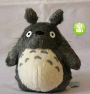 Studio Ghibli My Neighbor large Totoro - gray  Plush Toy   stuffed doll new