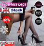 Flawless Legs Fake Translucent Warm Fleece Pantyhose Tights Stockings UK BEST