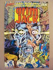 Grim Jack #26 First Comics 2nd Color Teenage Mutant Ninja Turtles app TMNT 9.4