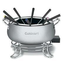 New Cuisinart 3 QT Electric Fondue Set Countertop Cooking Series