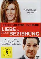 Liebe in jeder Beziehung [DVD/NEU/OVP] Jennifer Aniston, Paul Rudd, Alan Alda