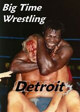 The Original Superstar Wrestling Game - BigTime Wrestling Detroit