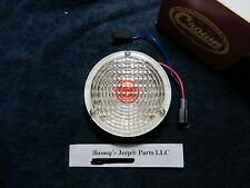 JEEP CJ5 FRONT TURN SIGNAL LAMP 1969-1976 1/2 C101 JEEPSTER 1969 - 1971 NEW!