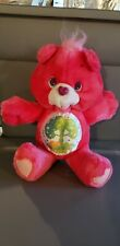 Vintage 1991 Kenner Environmental Care Bears Friend Bear Plush Great Shape