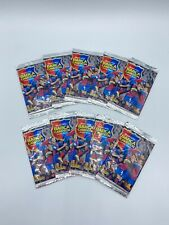 Panini 2004 Megacracks Barcelona Sealed Packs x 10 lot Lionel Messi Rookie PSA10