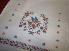 Vintage Ukrainian embroidered  rushnyk  Poltava  region #637-