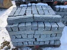 Palisade Naturstein Granit 10x10x50 cm, Polnischer Granit