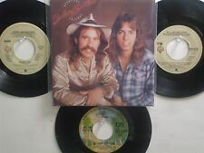 LOT OF 4  ' THE BELLAMY BROTHERS ' HIT 45's+1P(Copy)[Sugar Daddy] THE 70's&80's