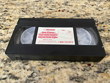 Zojirushi Bbcc-X20 Bread Maker Machine Instructional Video Vhs Only No Machine