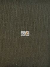 HEAVY DUTY WAXED COTTON CANVAS FABRIC - Moss - BY THE YARD CLOTHING OUTDOOR
