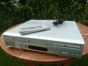 ROADSTAR DVD-4004 KOMBIGERÄT + FB - DVD VHS Videorecorder - 4HEAD - HiFi-STEREO
