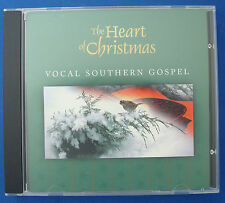 CD Christmas The Heart of Christmas Vocal Southern Gospel