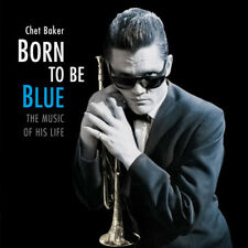 Chet Baker : Born to Be Blue: The Music of His Life CD (2017) ***NEW***