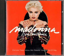 MADONNA you can dance CD w/3 dub versions 925535-2