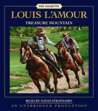 Louis L'Amour TREASURE MOUNTAIN Unabridged CD *NEW* FAST Ship!