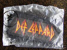 REAL Vintage 1983 Def Leppard Pyromania Rock Till You Drop Tour HEAD WRISTBAND D