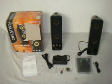 Creative Gigaworks T-40 Series II Multimedia Speaker System with BasXport Tech