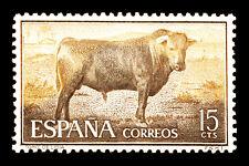 "Bullfighting Spain Stamp Poster #1 Canvas Art Poster 16""x 24"""