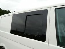 VW T5 SIDE WINDOW PACKAGE, NO3, 1 OPENER, 5 FIXED , PRIVACY GLASS AND FITTING
