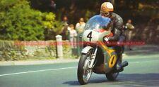 Mike HAILWOOD Pilote HONDA Grand Prix MotoGP Fiche Moto #005117