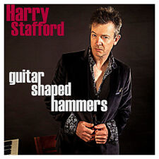 Harry Stafford : Guitar Shaped Hammers CD (2017) ***NEW***
